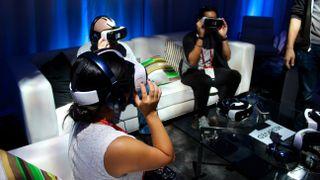 Gear VR demos