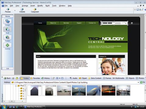 Avanquest WebEasy 8 Professional