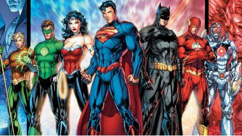 Warner Bros unveils huge DC plans