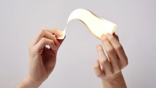 LG Chem flexible display