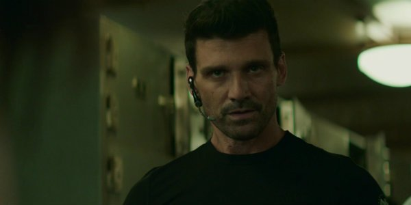 Frank Grillo Captain America The Winter Soldier Brock Rumlow