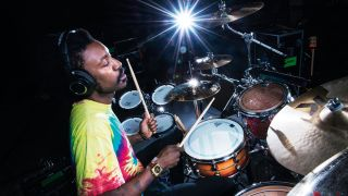 Beanie was playing sessions with other Rudimental members for years before their breakthrough