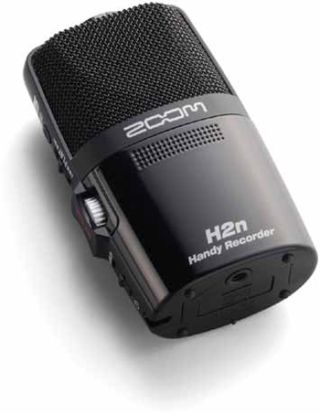 Next Big Thing: Zoom H2n Handy Recorder