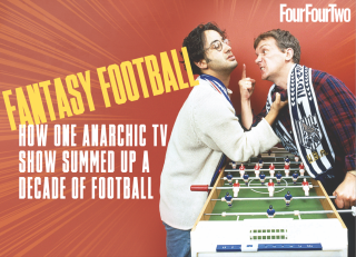 In 1994, David Baddiel and Frank Skinner launched a television show which quickly outgrew its own name. Soon, they were hosting big name star guests and releasing record-breaking singles. FourFourTwo looks into the wild inside story of Fantasy Football