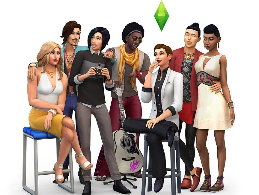 Best Sims 4 Mods God Mode New Personalities New Homes Pc Gamer