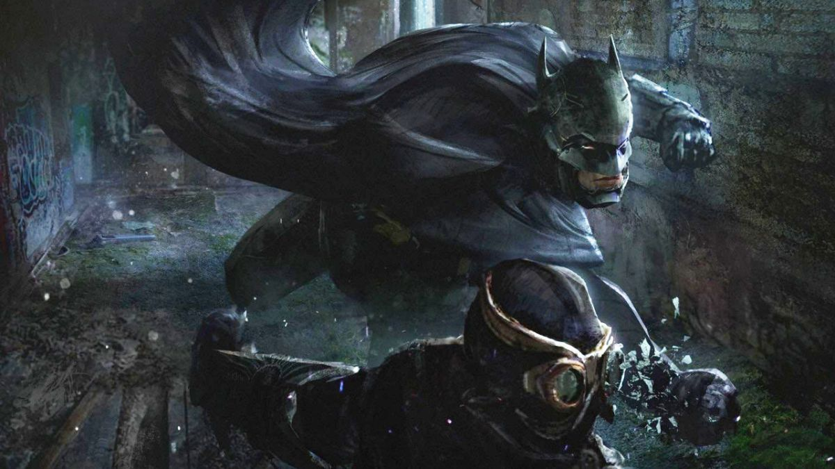 More fuel has been added to the new Batman game fire, as former Warner Bros employee posts (and quickly removes) Court of Owls concept art
