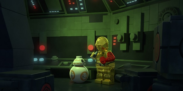 Star Wars: The Force Awakens Characters Are Going LEGO For New ...