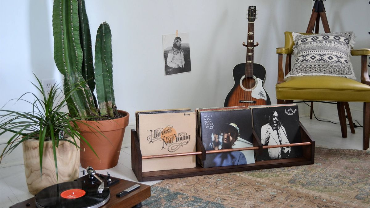 Vinyl record storage ideas for housing and displaying your growing collection