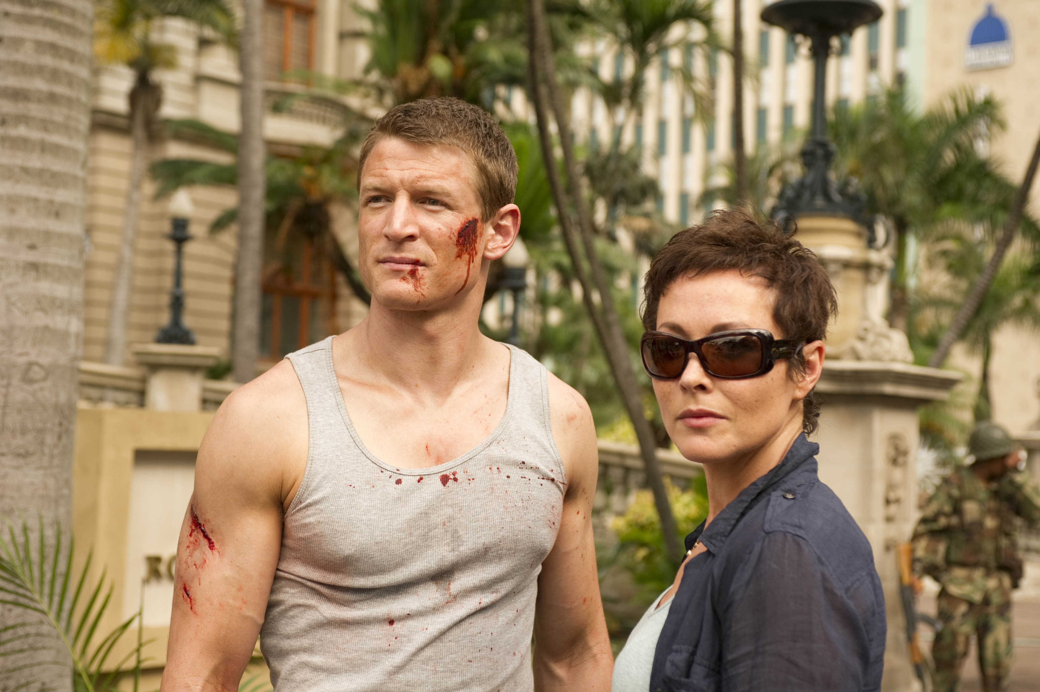 Meet the cast of Sky1's Strike Back! (VIDEO)