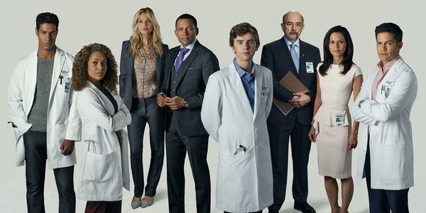 the good doctor season 1 cast
