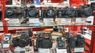 Top 10 camera trade-ins: these cameras are worth the most cash!