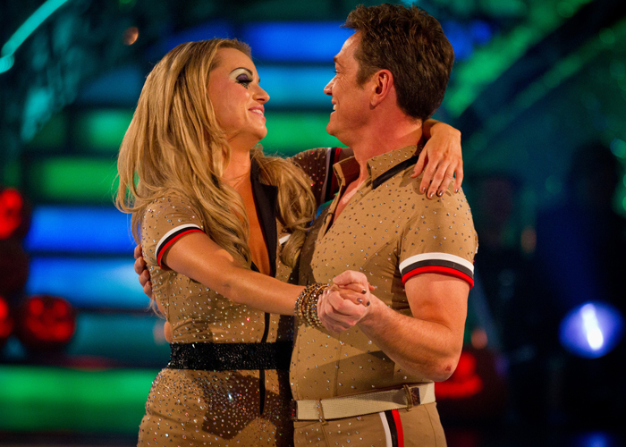 Sid Owen waltzes off Strictly Come Dancing