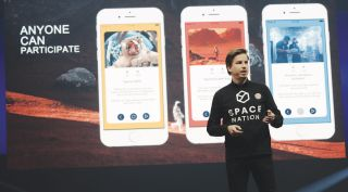 Vähä-Jaakkola Space Nation CEO