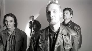 Mad Season changed my life in a million different ways says Mike McCready left of his mid 90s band that also included John Baker Saunders Layne Staley and Barrett Martin