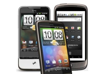 HTC's latest Android offerings - the Desire, the Legend and the Google branded Nexus One