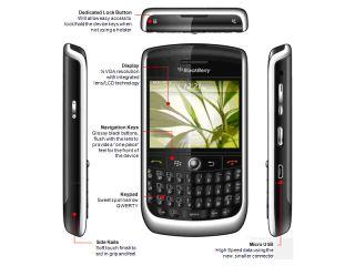 The new BlackBerry Javelin