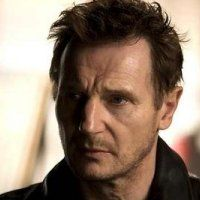 Liam Neeson starring in The Grey
