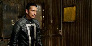 Ghost Rider Gabriel Luna Marvel Series