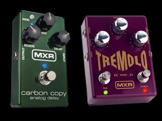 MXR's new pedals are likely to please both those with vintage and modern tastes