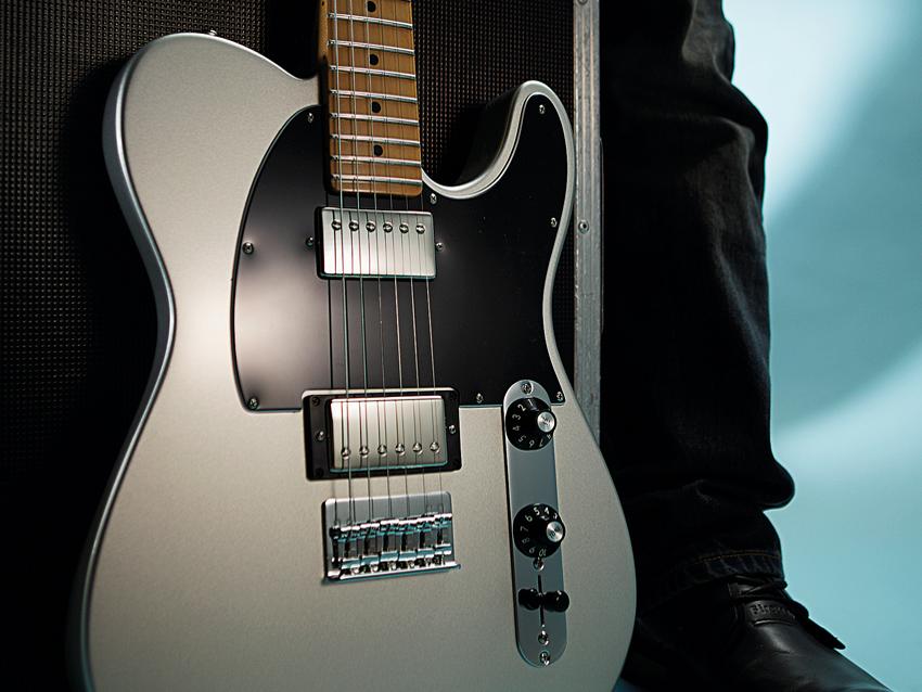 Fender Blacktop Telecaster Hh Review Musicradar