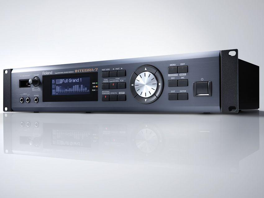 roland integra 7 sound module announced musicradar. Black Bedroom Furniture Sets. Home Design Ideas