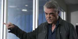 First Look At Ray Liotta's Actual Daughter As Wozniak's Dead Child On Shades Of Blue