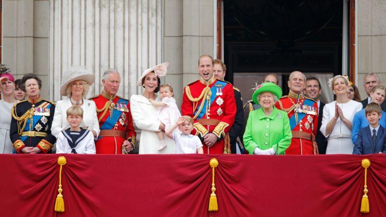 royal line of succession
