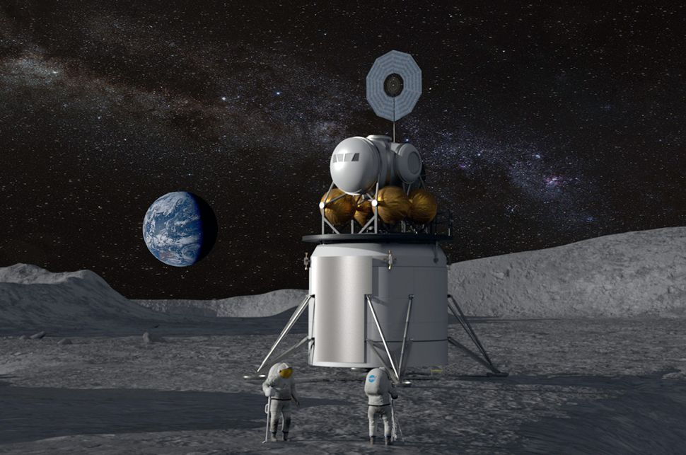 NASA Names New Moon Landing Program Artemis After Apollo's Sister