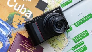 Best camera: Panasonic Lumix ZS200 / TZ200
