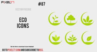 Free environmental icons: 5 packs to download today