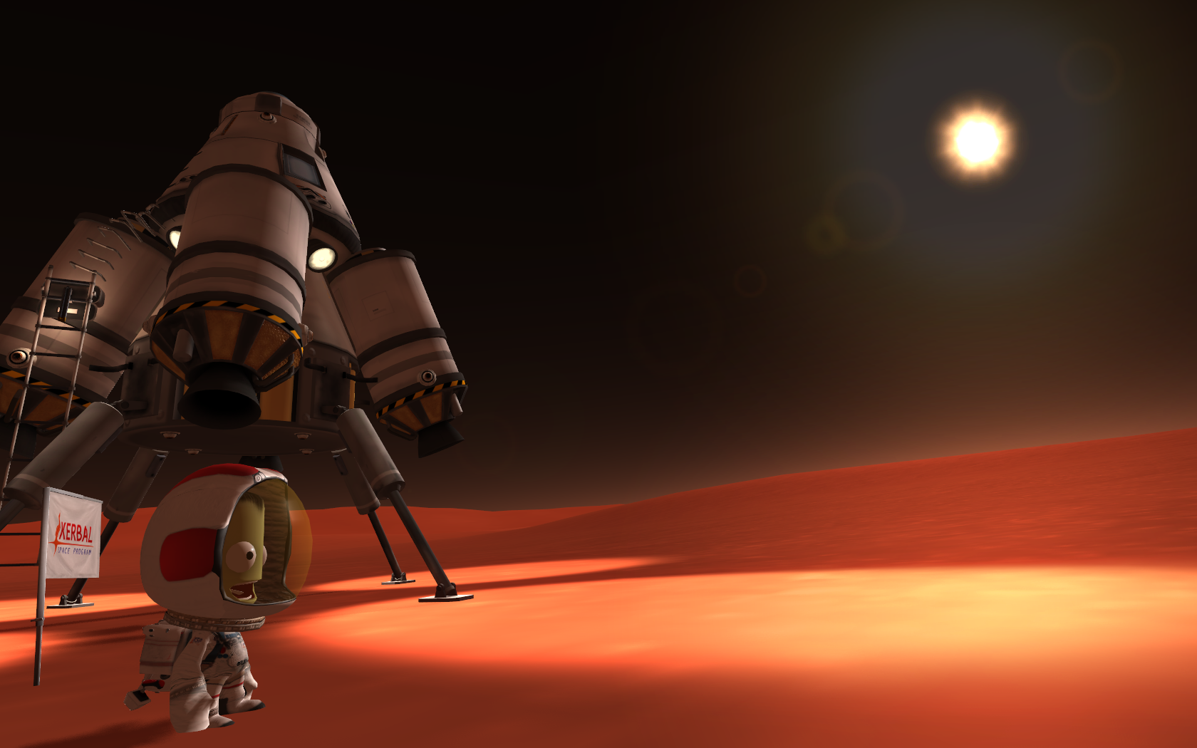 Kerbal Space Program 22 Out Today Adds Career Mode Pc Gamer