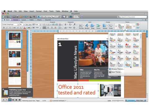 Office 2010 for Mac