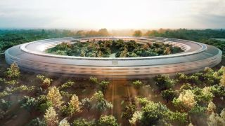 Apple Campus 2 progress