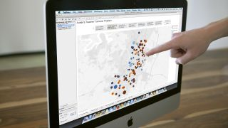 Tableau Mac OS analytics