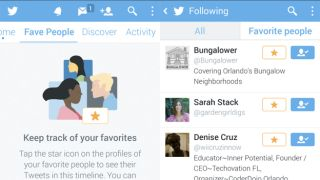 Twitter testing a 'Fave People' timeline for your top tweeters only
