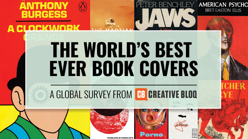 Help us find the world's best book cover designs | Creative Bloq