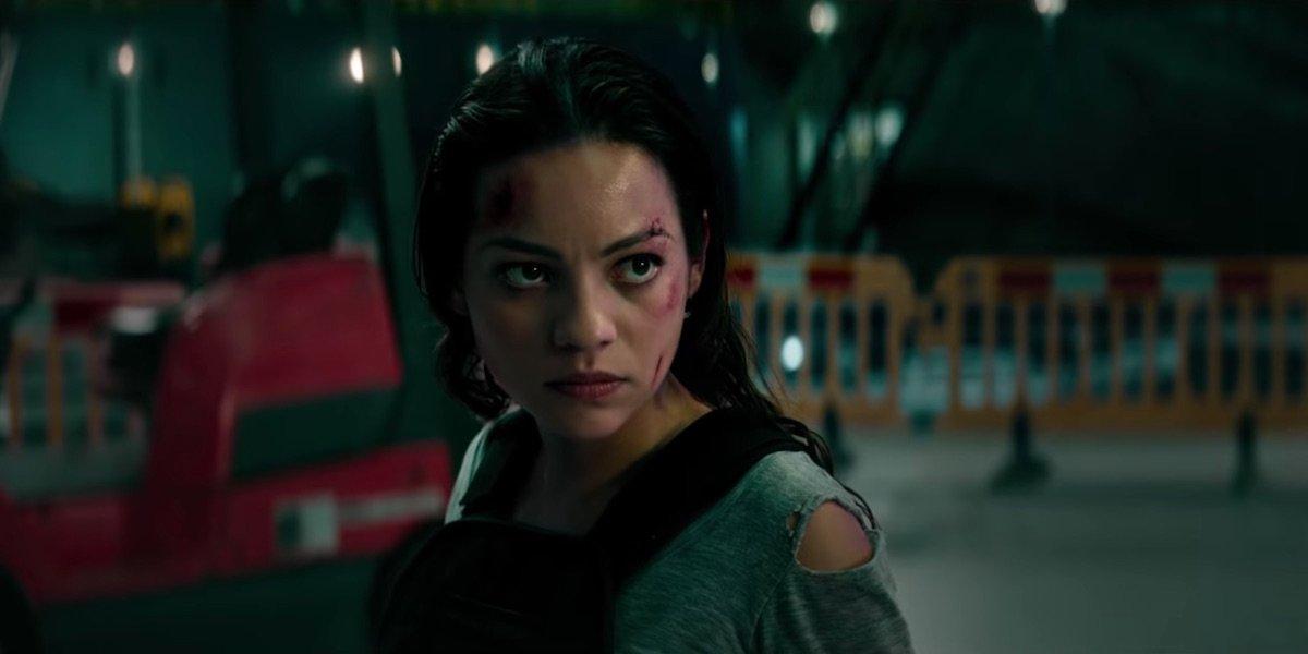 Natalie Reyes as Dani Ramos in Terminator: Dark Fate