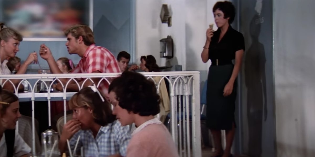 Stockard Channing as Rizzo in Grease