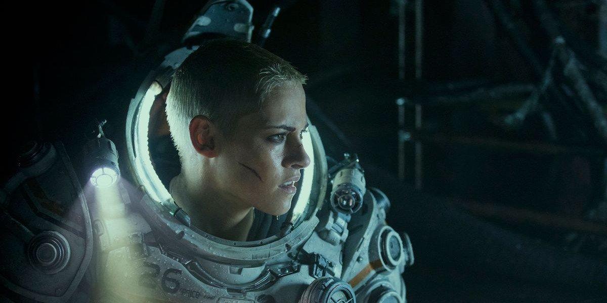 Kristen Stewart as Norah Price in Underwater (2020)
