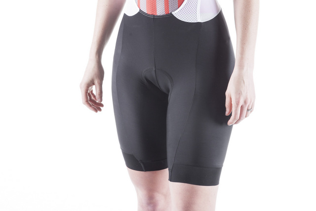 bc1e3e4b2 dhb Aeron Women s Halterneck bib shorts review - Cycling Weekly