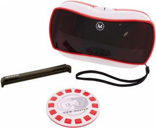 The new View-Master by Mattel.