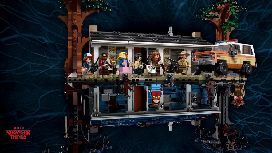Lego launches new Stranger Things set – and it looks EPIC! | Creative Bloq