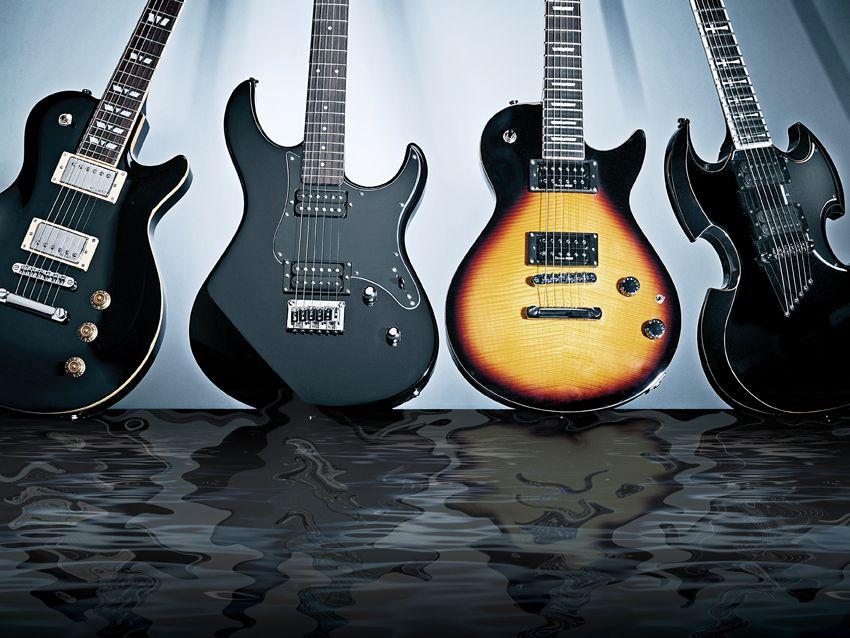 22 Cool Electric Guitars Under 163 300 Musicradar