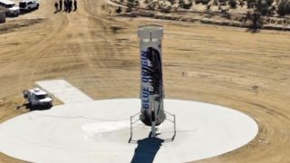 Blue Origin New Shepard