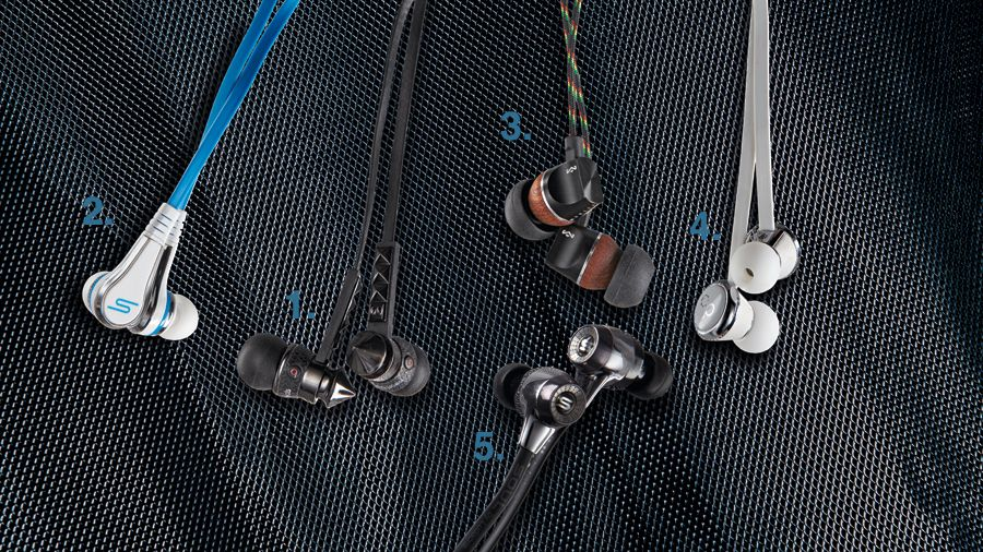 1More Quad Driver In-Ear Headphones | Sound & Vision