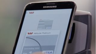 Westpac contactless mobile NFC payments