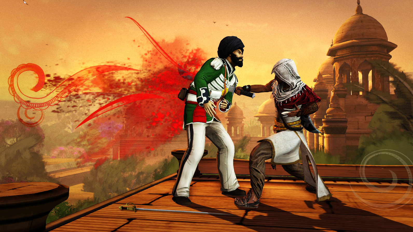 Assassin S Creed Chronicles India Review Gamesradar