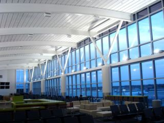 Meyer Sound Loudspeakers for Houston Airport's New Terminal