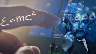 Microsoft Edge Math Solver
