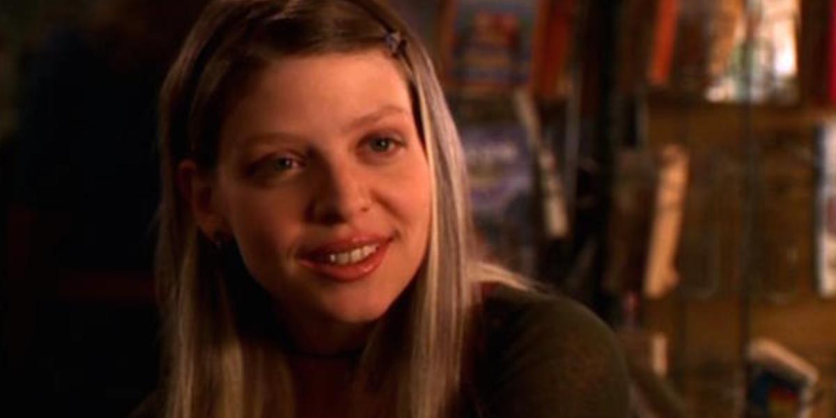 Amber Benson as Tara Maclay on Buffy the Vampire Slayer